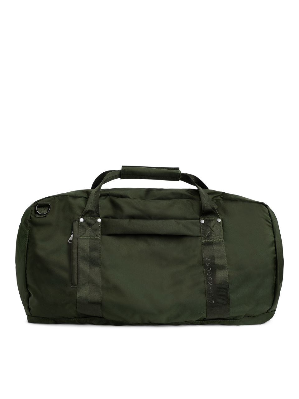 e1a9c5db3a 72-Hour 3-Way Duffle - Dark Green - Travel - ARKET