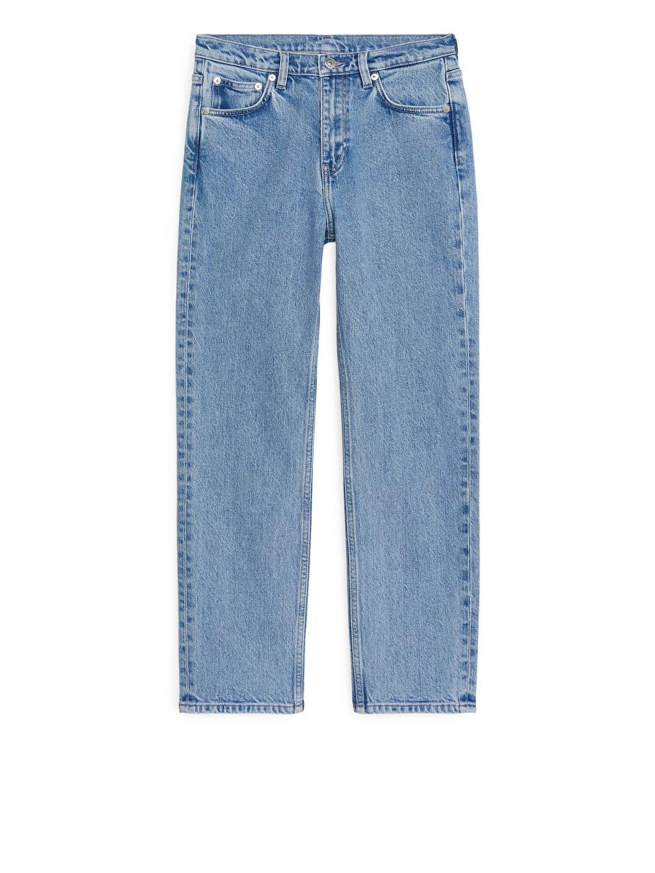 Shopping | The New Shape of Denim: Good-Bye Skinny Jeans