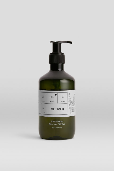 Hand Wash Vetiver, 300 ml