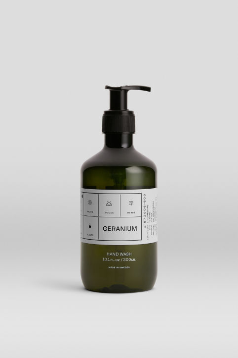 Hand Wash Geranium, 300 ml