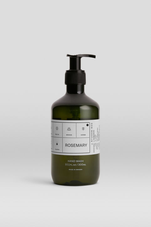 Hand Wash Rosemary, 300 ml