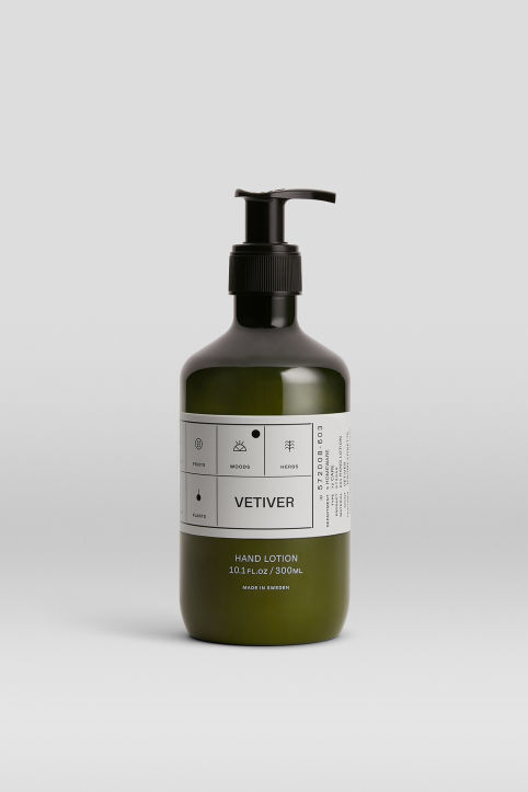 Hand Lotion Vetiver, 300 ml