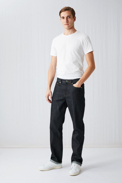 Loose Selvedge Jeans