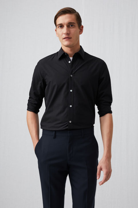 Shirt 7 Cotton Poplin
