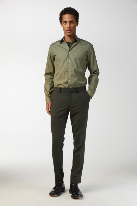 Shirt 6 Pinpoint Oxford