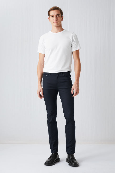 Slim Cotton Stretch Jeans