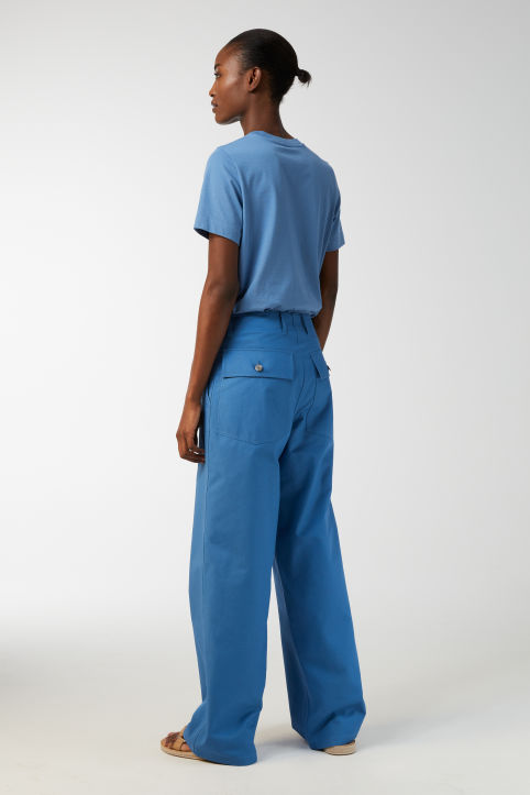Cotton Twill Workwear Trousers