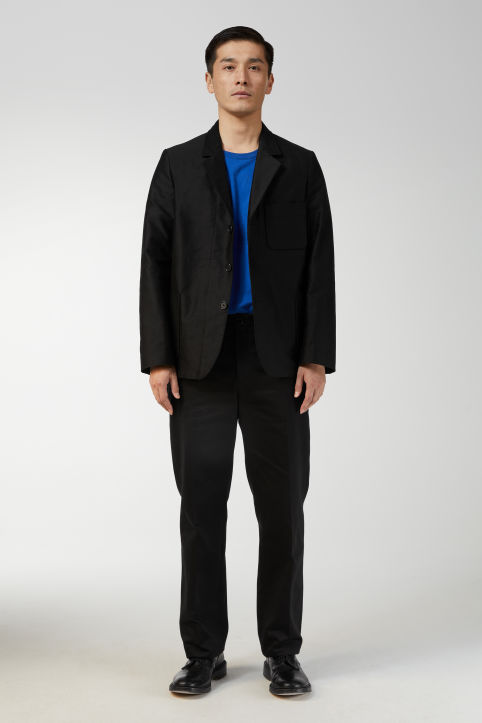 Cotton Workwear Blazer