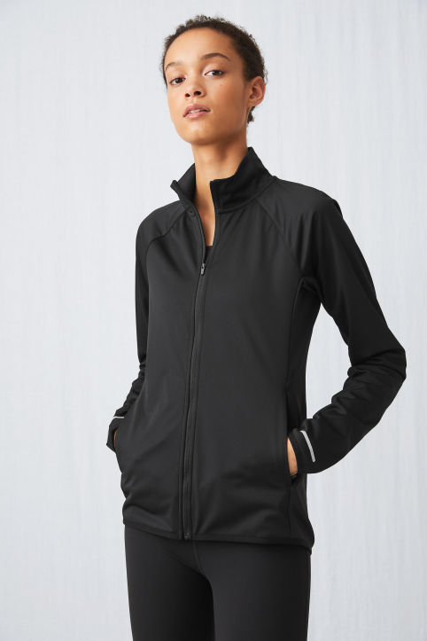 Quick-Dry Running Jacket