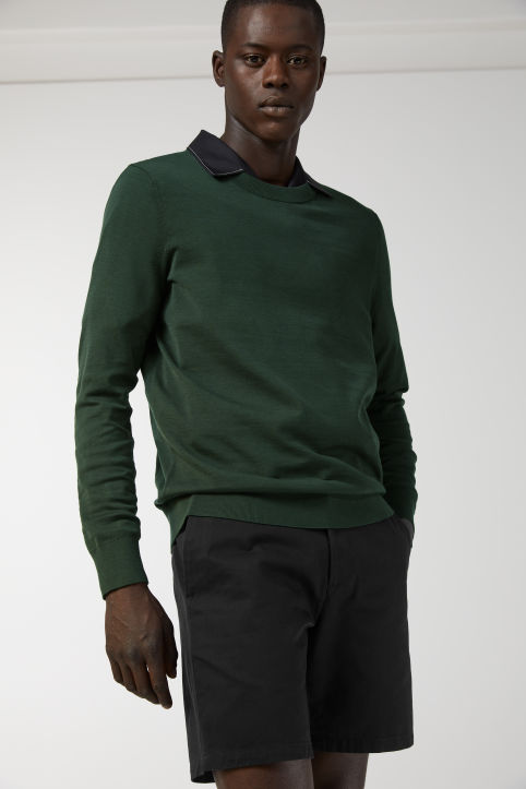 Extra Fine Knit Cotton Silk Jumper