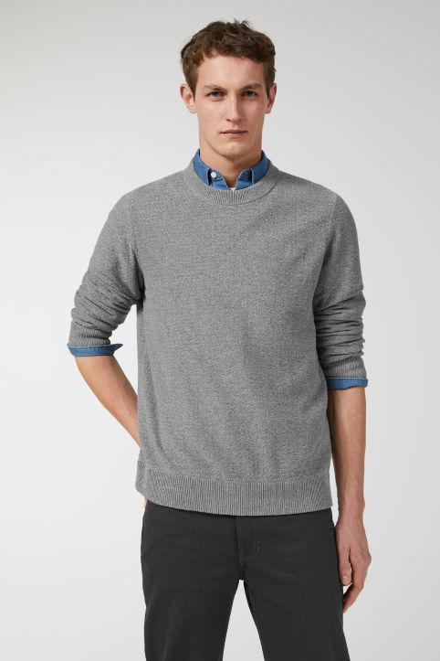Cotton Linen Jumper