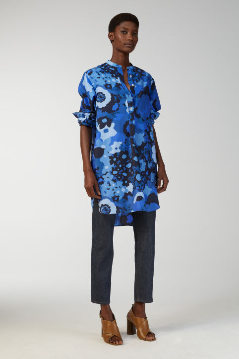 Bianchini-Férier Silk Shirt