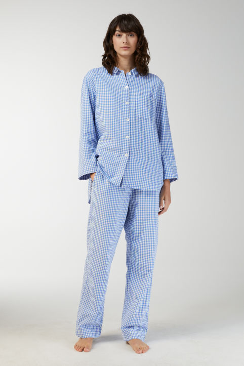 Double-Weave Pyjama Trousers