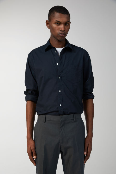 Shirt 5 Cotton Linen Slub