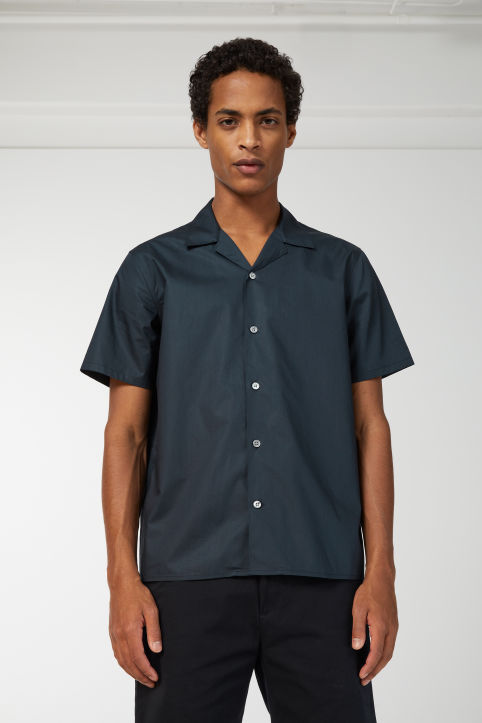 Cotton Twill Resort Shirt