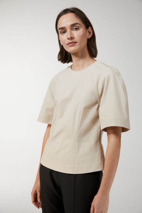 Stretchy Twill Top