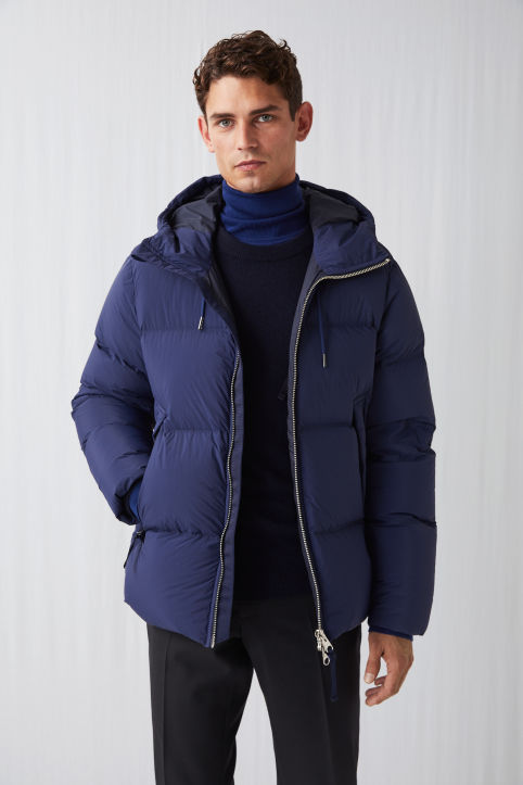 Recycled Down Puffer Jacket