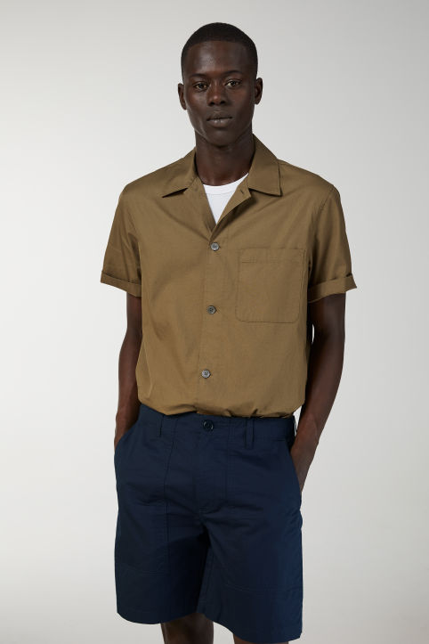 Pinpoint Oxford Utility Shirt