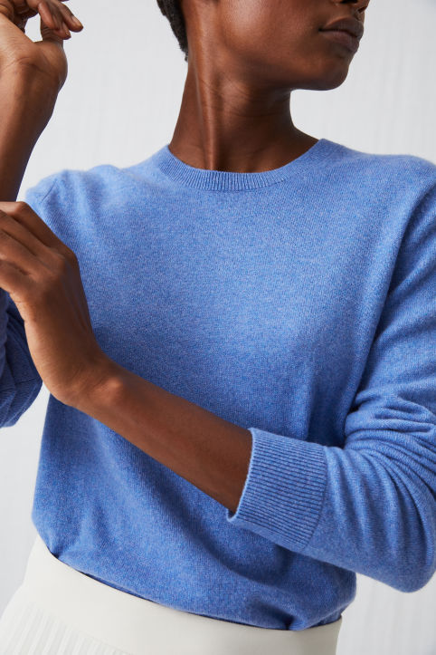 Cashmere Crew-Neck Jumper