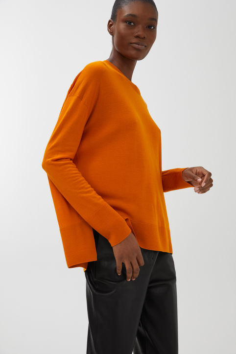 Relaxed Merino Jumper