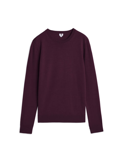 Merino Crew-Neck Jumper