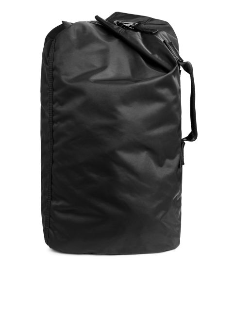 2017 Nylon Top-Load Duffle Bag