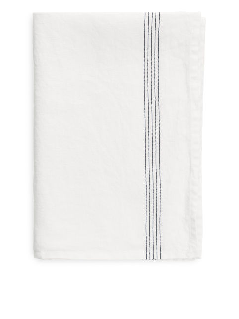 Linen Stripe Tea Towel