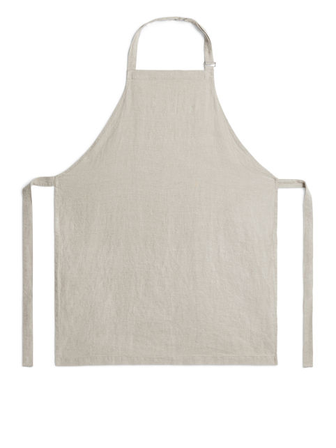 Linen Kitchen Apron