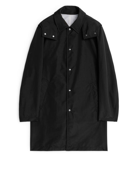 3-Layer Wet Weather Coat