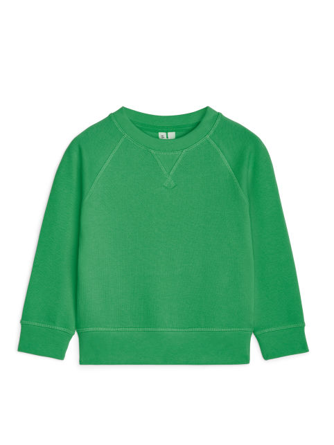 Crew-Neck Sweatshirt