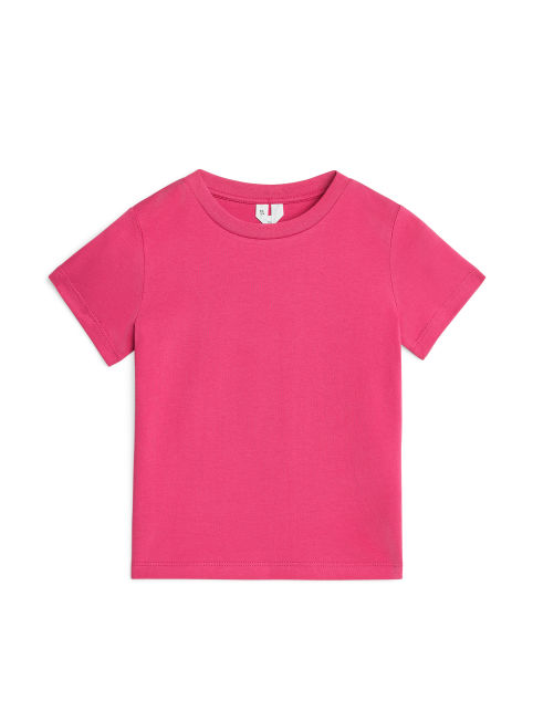 Organic Cotton Crew-Neck T-shirt