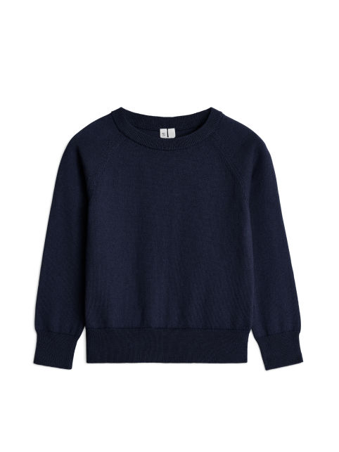 Cotton Cashmere Jumper