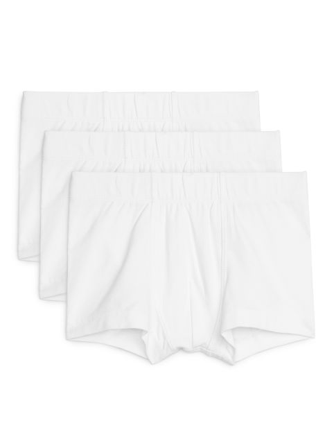 Cotton Jersey Trunks