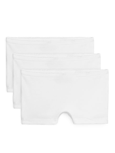 Cotton Jersey Boxer Briefs