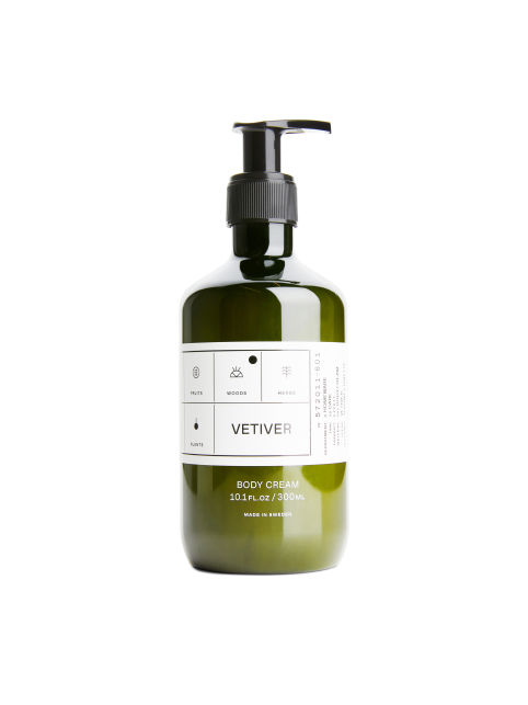 Body Cream Vetiver, 300 ml