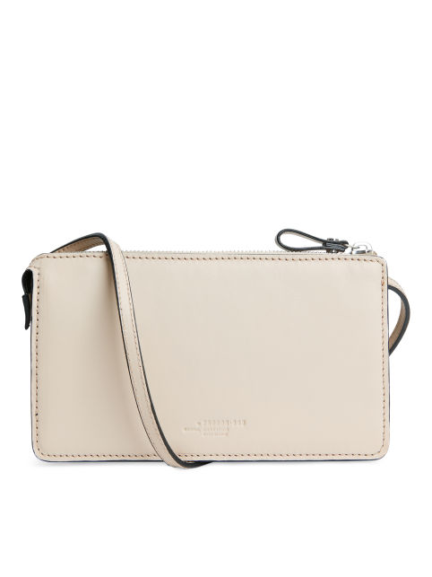 Leather Mini Crossbody