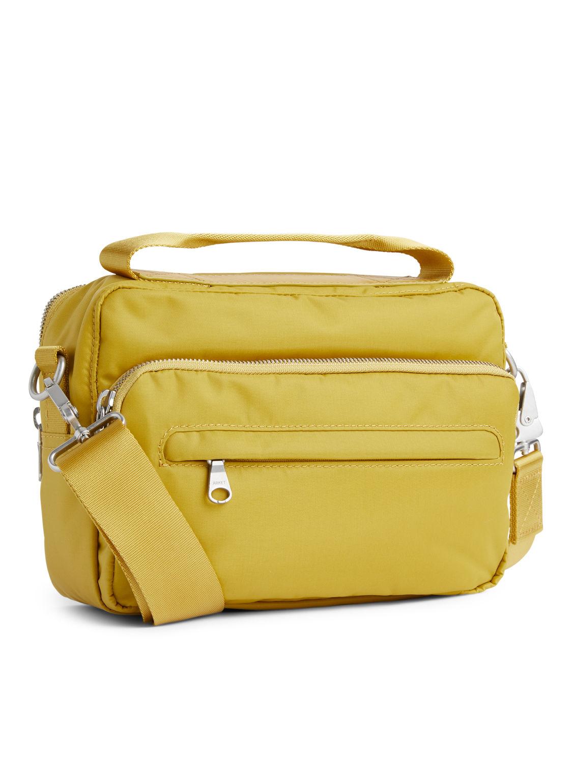 Yellow Side Bag