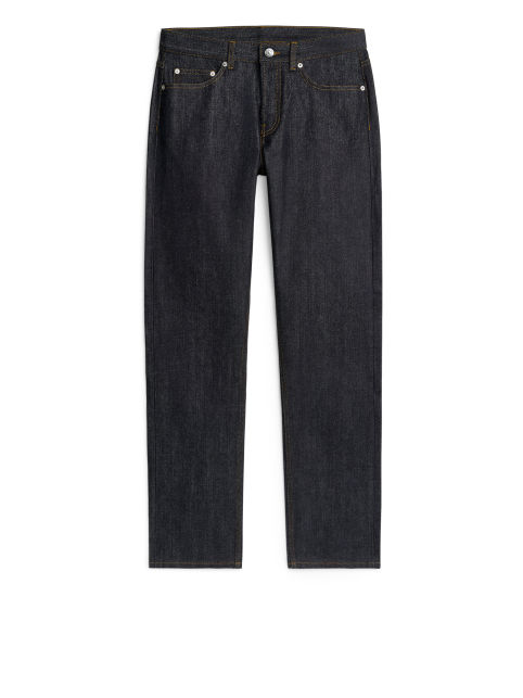 Regular Raw Selvedge Jeans