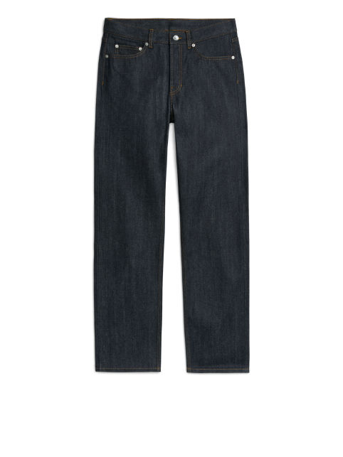 LOOSE Raw Selvedge Jeans