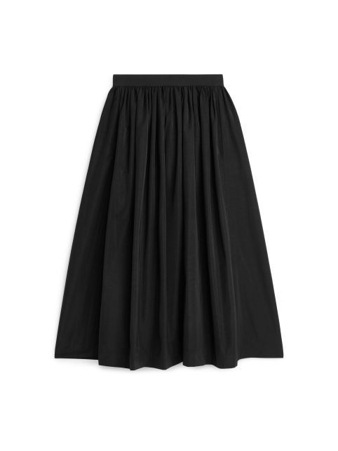 Tech Taffeta Skirt