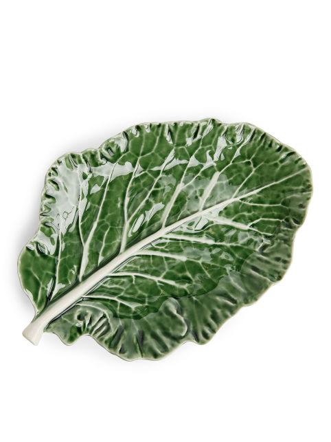 Bordallo Pinheiro Leaf Plate