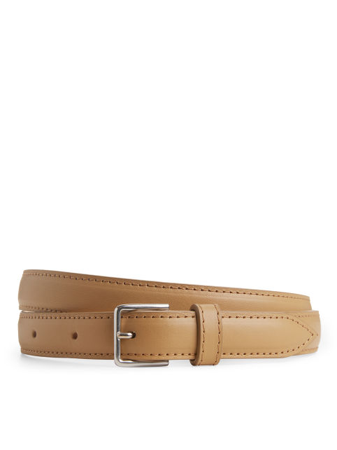 Slender Leather Belt
