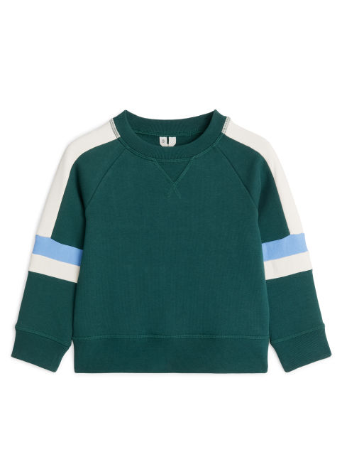 Colour Blocking Sweatshirt