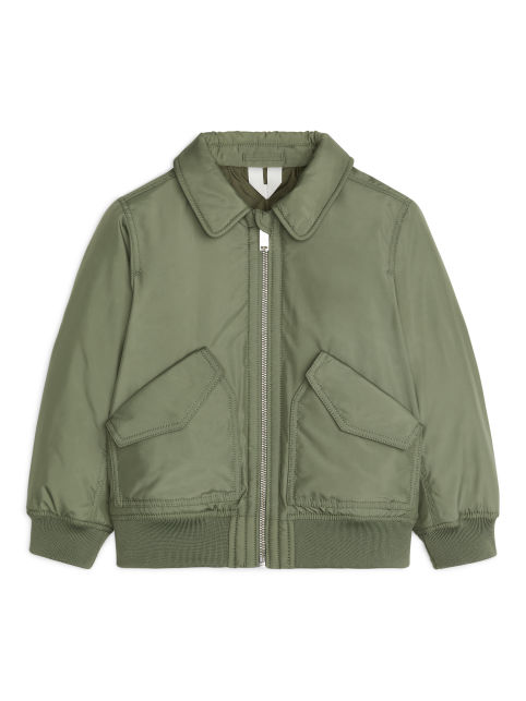 Light-Padded Jacket