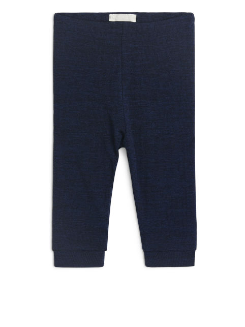 Merino Wool Trousers