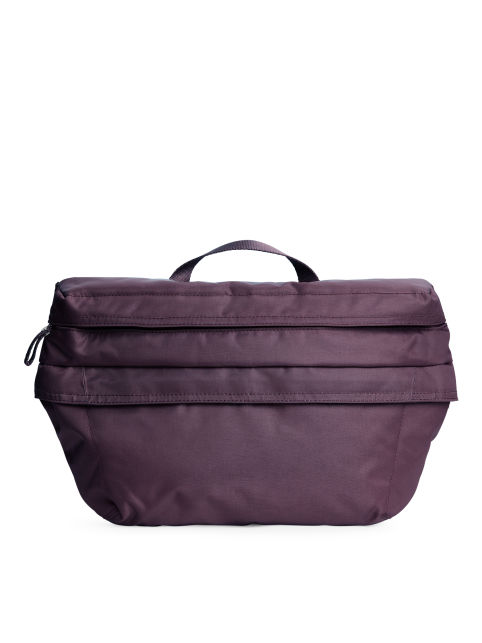 Nylon Oversized Bum Bag