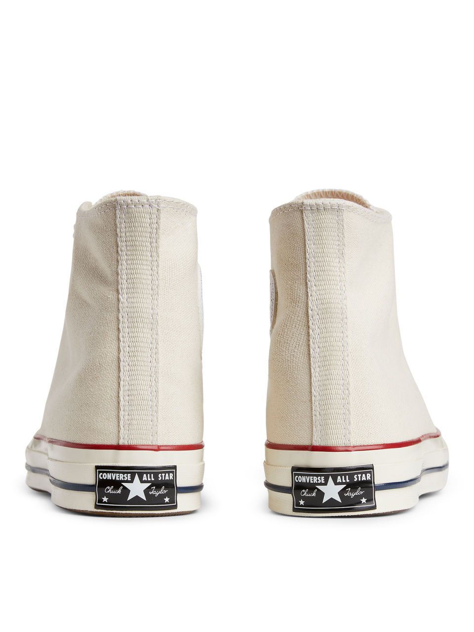 release date 5fda2 be162 ... Side image of Arket converse chuck taylor all star 70 in white ...