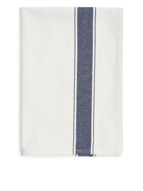 Goose-Eye Stripe Tea Towel