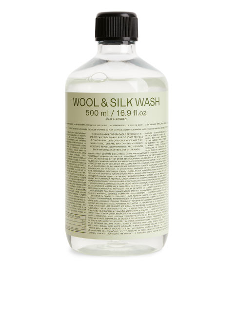Wool and Silk Wash