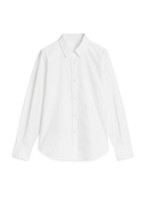 Oxford Pinpoint Shirt